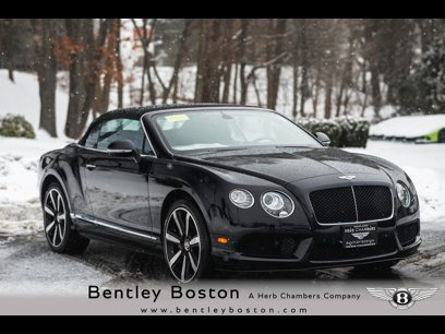 Certified 2015 Bentley Continental GT V8 S Convertible - 538072180