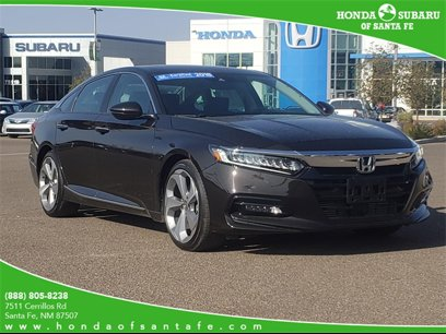 Certified 2018 Honda Accord 1.5T Touring - 562547606