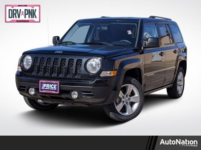 Used 2013 Jeep Patriot Latitude - 539744279