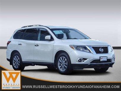 Used 2016 Nissan Pathfinder SV - 567519756