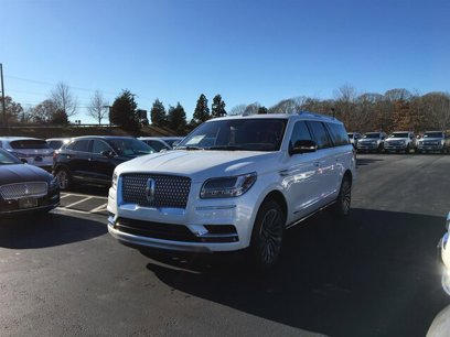 New 2019 Lincoln Navigator L 4WD Reserve - 532378645