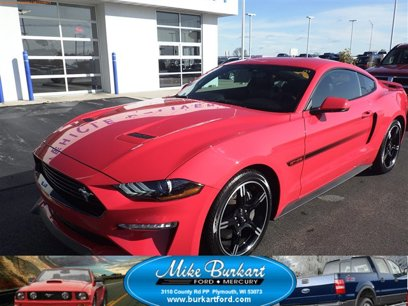 Used 2019 Ford Mustang GT Coupe - 528444098
