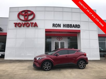 Certified 2019 Toyota C-HR - 537070041