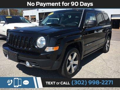 Used 2016 Jeep Patriot FWD Latitude - 548973473