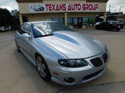 Used 2004 Pontiac GTO - 604443871