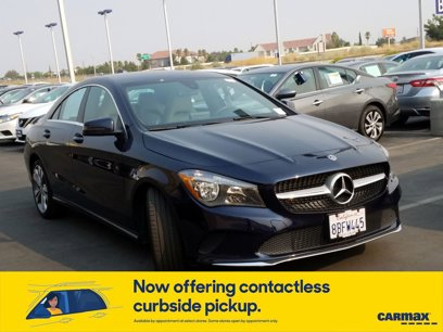 Used 2018 Mercedes-Benz CLA 250 - 568121344