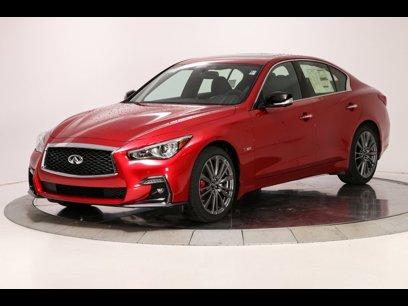 New 2019 INFINITI Q50 Red Sport 400 AWD - 503210713