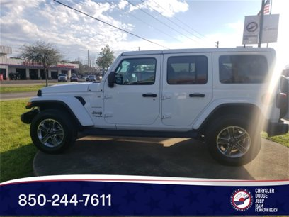 Used 2018 Jeep Wrangler 4WD Unlimited Sahara - 545182826