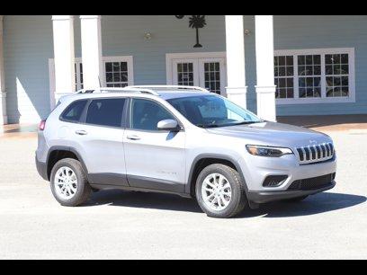 New 2020 Jeep Cherokee FWD Latitude - 533016806
