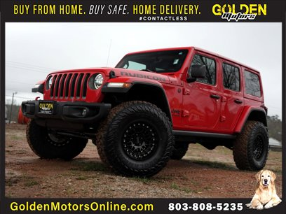 Used 2018 Jeep Wrangler 4WD Unlimited Rubicon - 541991910