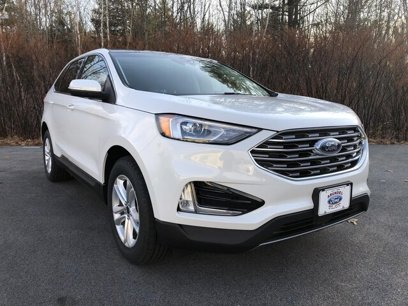 New 2020 Ford Edge AWD SEL - 532890457