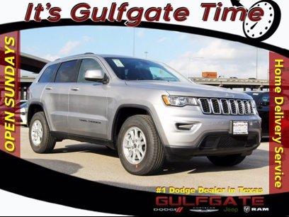 New 2020 Jeep Grand Cherokee Laredo - 556078326