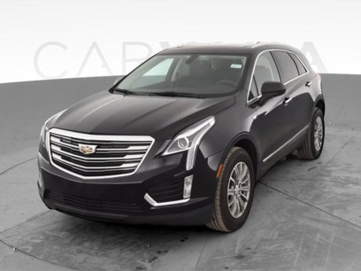 Used 2017 Cadillac XT5 FWD Luxury - 548316119