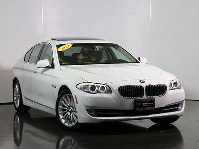 Used 2013 BMW 535i xDrive Sedan - 544673685