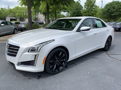 New 2019 Cadillac CTS Vsport Sedan - 512549289
