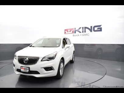 Certified 2017 Buick Envision Essence - 607420150