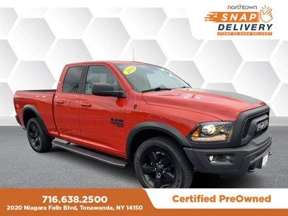 Certified 2019 RAM 1500 Warlock - 564031378