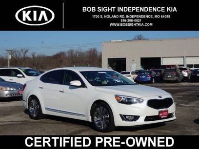 Certified 2016 Kia Cadenza - 538686396
