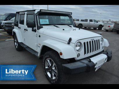 Liberty Jeep Rapid City >> 2016 Jeep Wrangler For Sale In Rapid City Sd 57701