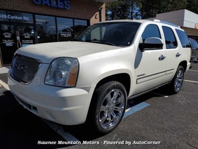 Used 2012 GMC Yukon AWD Denali - 569268580
