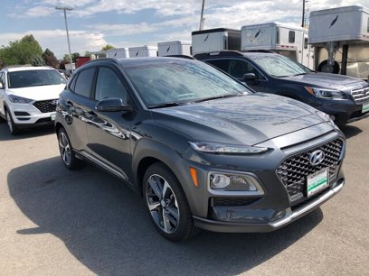 New 2020 Hyundai Kona AWD Limited - 526860724