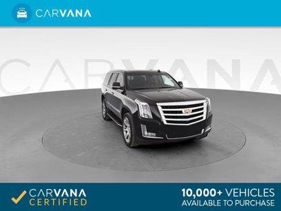 Used 2016 Cadillac Escalade 4WD Luxury - 548740843