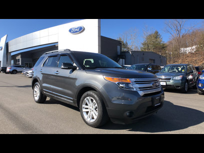 Certified 2015 Ford Explorer 4WD XLT - 544938207