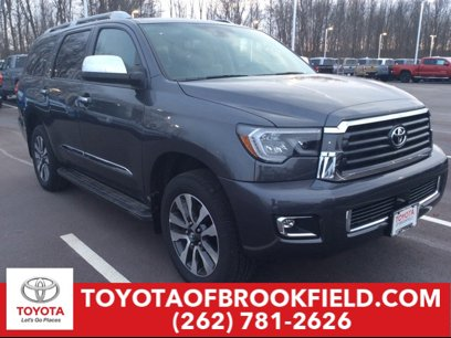 New 2020 Toyota Sequoia 4WD Limited - 530115407