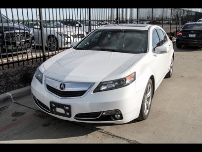 Used 2013 Acura TL SH-AWD w/ Technology Package - 541221951