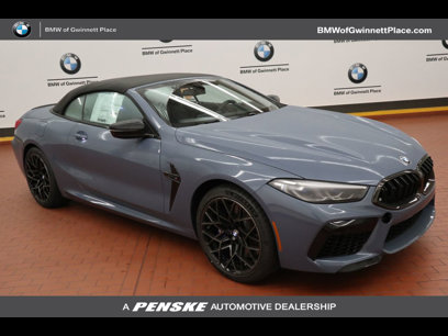 New 2020 BMW M8 Convertible - 548434025