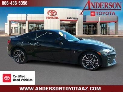 Certified 2018 Toyota 86 - 543603093