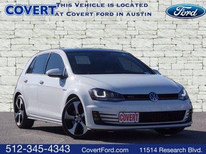 Used 2016 Volkswagen GTI 4-Door - 569563423