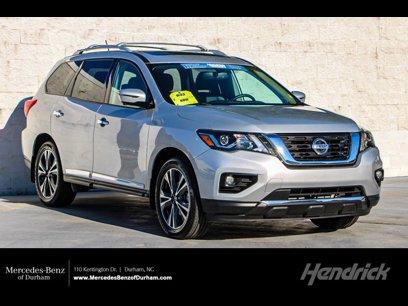 Used 2018 Nissan Pathfinder 4WD Platinum - 567425066