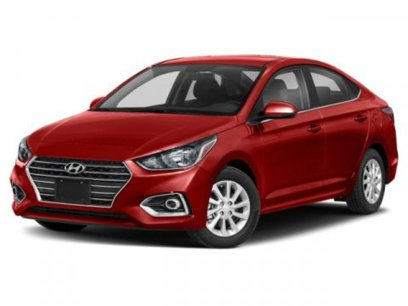 New 2020 Hyundai Accent SEL - 563785465