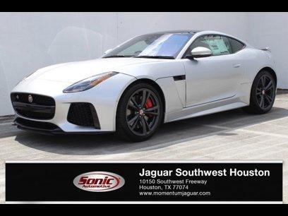 New 2020 Jaguar F-TYPE SVR Coupe - 511772422