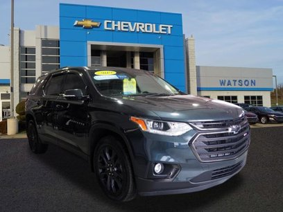Certified 2019 Chevrolet Traverse AWD - 544009393