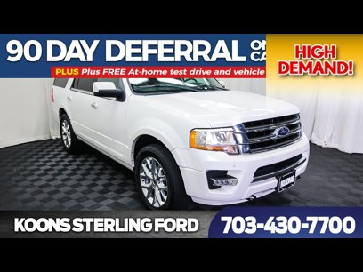 Used 2017 Ford Expedition 4WD Limited - 541394845