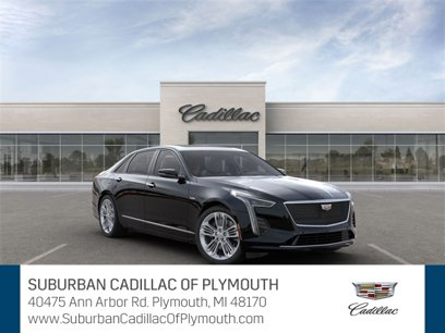 New 2020 Cadillac CT6 V - 540712621