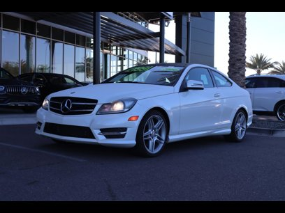 Used 2014 Mercedes-Benz C 350 4MATIC Coupe - 529858653