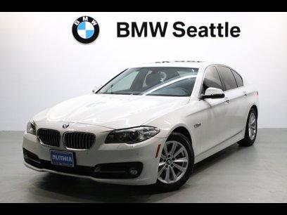 Used 2015 BMW 528i Sedan - 540951778