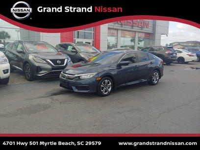 Used 2017 Honda Civic LX Sedan - 541446253