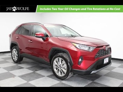 Certified 2019 Toyota RAV4 AWD Limited - 543004436