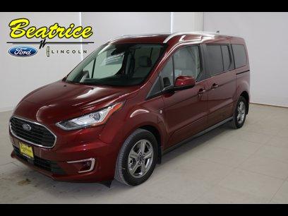 New 2019 Ford Transit Connect Titanium Long Wheel Base Wagon - 493447112