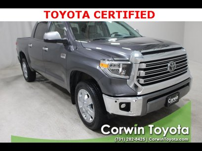 Certified 2018 Toyota Tundra 1794 Edition - 536565998