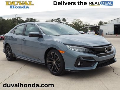 New 2020 Honda Civic Sport Touring Hatchback - 542310661