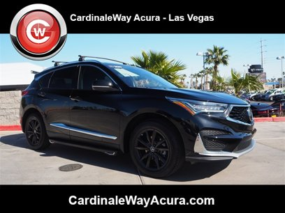 Certified 2019 Acura RDX w/ Technology Package - 547027348