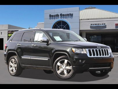 Used 2013 Jeep Grand Cherokee Limited - 534502179