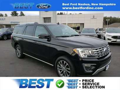 Certified 2018 Ford Expedition Max 4WD Limited - 541806588