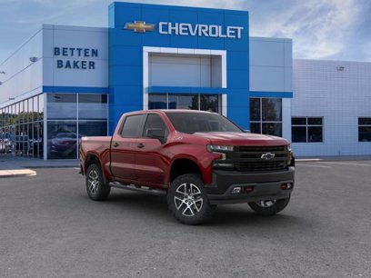 New 2020 Chevrolet Silverado 1500 4x4 Crew Cab LT Trail Boss - 537157819