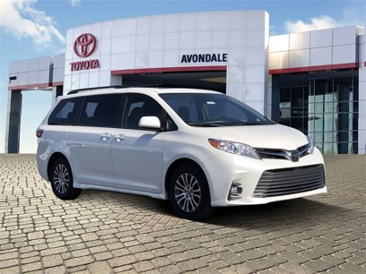 New 2020 Toyota Sienna XLE Premium - 517232995